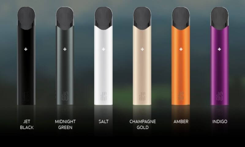 Looking for electric pods for women, choose the Kardinal Stick. You will love it.